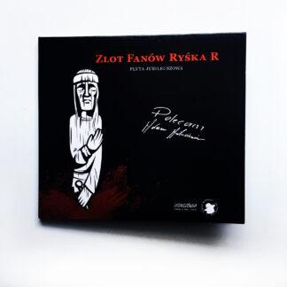 Płyta Jubileuszowa Zlot Fanów Ryśka R. - Leśniczówka Rock'n'Roll Cafe